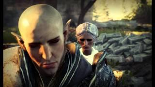 Dragon Age Inquisition: Solas x Lavellan - Elastic heart