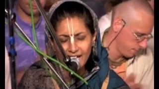 getlinkyoutube.com-Hare Krishna Hare Ram Bhajan fron Russia Satsang Pranams Mahatma Brahmachary Krishananda