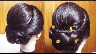 getlinkyoutube.com-เกล้าผมแบบเรียบๆ 1/2 : Updo Hairstyle