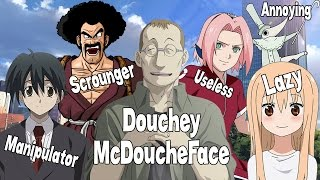 getlinkyoutube.com-Worst Anime Characters of All Time