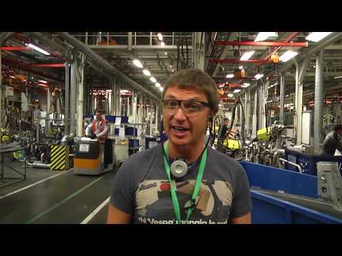 Экскурсия по заводу Volkswagen