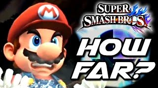 getlinkyoutube.com-Super Smash Bros WHICH FINAL SMASH Launches the Most Distance? (Wii U)