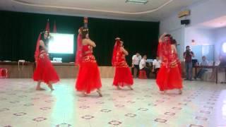 getlinkyoutube.com-Múa Ấn Độ - Tempertation - Choreography by NF.Girlz