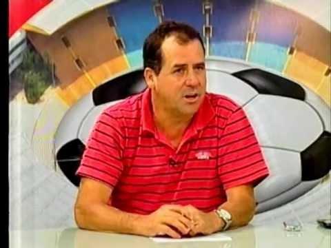 Programa Papo de Bola exibido dia 08 de Outubro de 2012