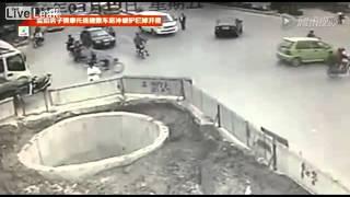 Pe scuter...