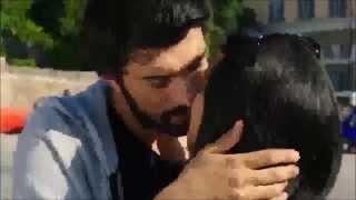 getlinkyoutube.com-Omer - Elif Kara para ASK. Na m' agapas   Trifwno  !