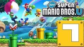 getlinkyoutube.com-New Super Mario Bros Wii U! Capitulo 7!