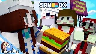 getlinkyoutube.com-좀비 햄버거?! [마인크래프트 모드 상점: 햄버거] - Minecraft Mod Shop - [잠뜰]
