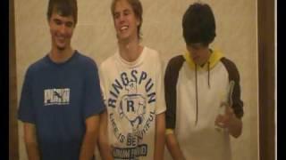 Three men in the toilet (Failed scenes)