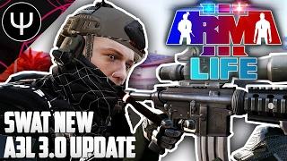 getlinkyoutube.com-ARMA 3: Life Mod — SWAT New ARMA 3 Life 3.0 Update!