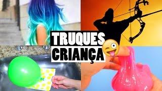 TRUQUES QUE TODA CRIANÇA TEM QUE SABER #4 ft. Carol Alves