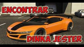 getlinkyoutube.com-Como encontrar Dinka Jester 100% tuneado gratis GTA V PS4/XBOXONE