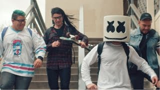 Marshmello-Moving-On-Official-Music-Video width=