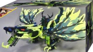 getlinkyoutube.com-레고 닌자고 모로 드래곤의 공격 70736 이블 그린닌자 조립 리뷰 Lego Ninjago Attack of the Morro Dragon