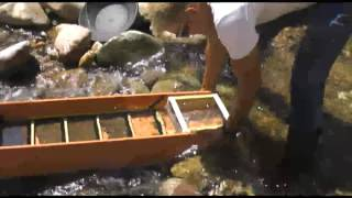 getlinkyoutube.com-Progressive Sluice Box FREE Plans