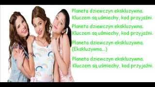 getlinkyoutube.com-Violetta - Codigo amistad po polsku