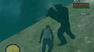 getlinkyoutube.com-GTA San Andreas Bigfoot + UFO