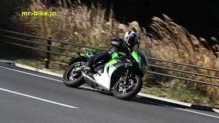 getlinkyoutube.com-2014 Kawasaki Ninja400 Road Test WEB Mr. Bike
