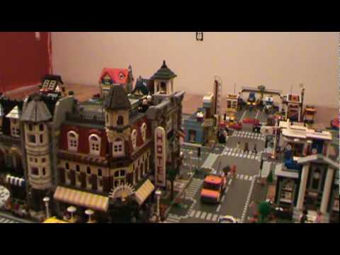 My Lego Town (Lego City)