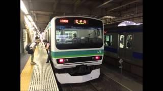 getlinkyoutube.com-常磐線快速北千住行き車内放送
