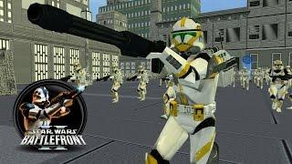 getlinkyoutube.com-Star Wars Battlefront II Mods (PC) HD: Designated Days 1-3   Clone Wars