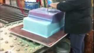Silicone bagging process by SWORL