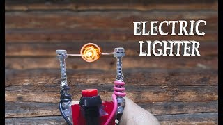 How to Make an Electric Lighter - Cigarette Life Hacks