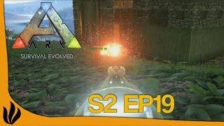 getlinkyoutube.com-[FR] ARK: Survival Evolved - S2 Ep19 - Nouveau raid de la team 6Borg
