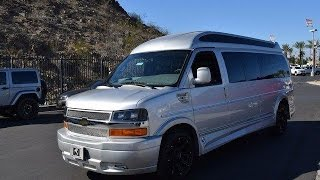 getlinkyoutube.com--Sold but we have more!!-NEW 2017 Chevrolet Express Explorer 2500 Extended Contact(888)-573-3244