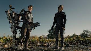 Edge of Tomorrow - Official Main Trailer [HD] width=
