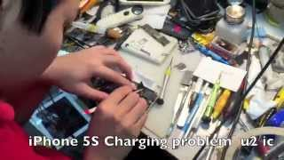 getlinkyoutube.com-iPhone 5s U2 ic repair problem replace chip tutorial