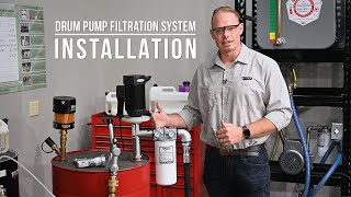 How to Install a Drum Pump