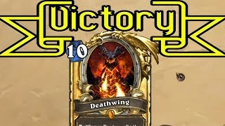 getlinkyoutube.com-Hearthstone: Crazy Deathwing game