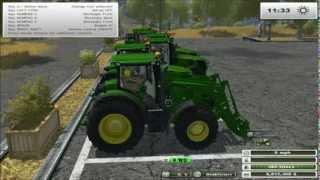 MOD for Farming Simulator 2013 Ago Modding John Deere 7R Series