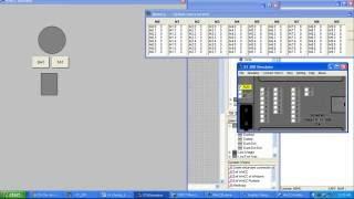 Mô phỏng S7-200 kết nối được với WinCC6  (S7-200 emulator with WinCC)