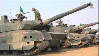getlinkyoutube.com-陸上自衛隊10式戦車VS戦闘ヘリAH 64Dアパッチ・ロングボウSHO