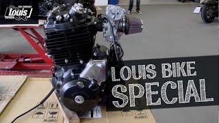 getlinkyoutube.com-Louis Bike Special Honda Dominator - Folge 1