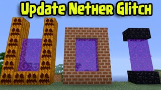 getlinkyoutube.com-Minecraft PS3, PS4, Xbox, Wii U - Custom Nether Portal Glitch (TU25/TU26 Title Update)