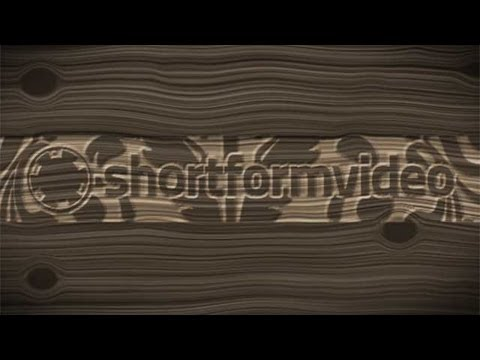 After Effects Tutorial - Woodcut Logo Reveal