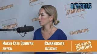 getlinkyoutube.com-How does Zirtual vet their executive assistants (ZAs)? Maren Kate Donovan, CEO/Founder