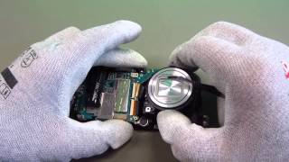 getlinkyoutube.com-Samsung Galaxy S4 Zoom C1010 Disassembly - handyreparatur123