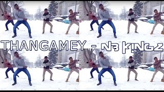 getlinkyoutube.com-Thangamey Dance Cover - N3 Kingz