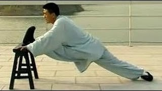 getlinkyoutube.com-Shaolin kung fu basic training 4: advanced stretching