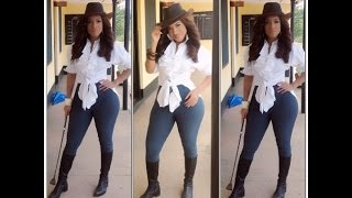 getlinkyoutube.com-Sexiest and hottest Ghanaian and Nigerian actresses (Booty war Ghallywood vs Nollywood)