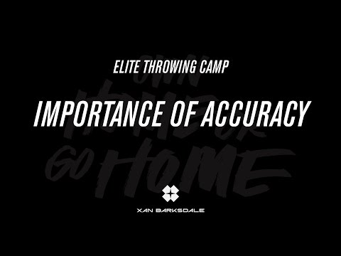 Elite Throwing Camp - Accuracy Preview