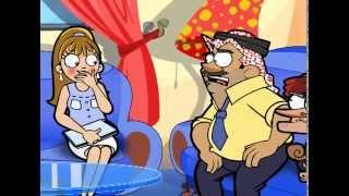 getlinkyoutube.com-نهفات العيلة مواقف مضحكة كرتون بالعربي للكبار