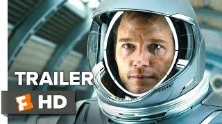 getlinkyoutube.com-Passengers Official Trailer 1 (2016) - Jennifer Lawrence Movie