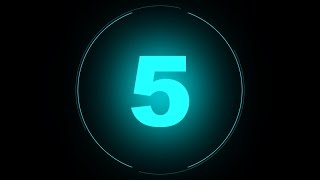 getlinkyoutube.com-Countdown Timer 10 sec ( v 402 ) simple rings7 timer with sound effects + beep HD 4k