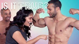 getlinkyoutube.com-Women Prefer Muscular Men?