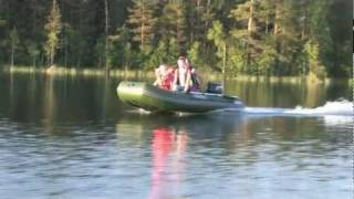getlinkyoutube.com-Лодки надувные пвх викинг лайт от компании посейдон